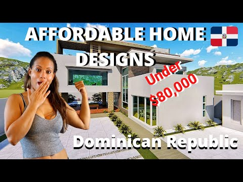 Affordable Home Designs In Dominican Republic | Real Estate Dominican Republic