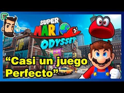 Análisis Super Mario Odyssey ¿El mejor Mario 3D... O no?