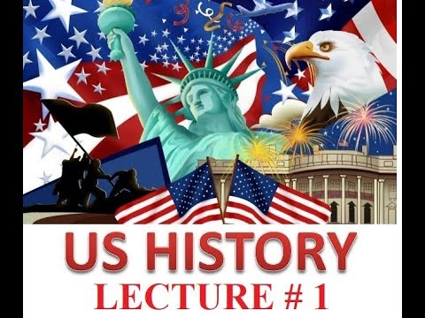 CSS|||US History ||| Lec 1 ||| Introduction