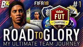 Video FIFA 18 RTG - #1 - Early Access - My Ultimate Team Journey download MP3, 3GP, MP4, WEBM, AVI, FLV Desember 2017