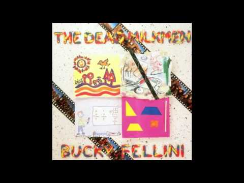 The Dead Milkmen - Rocketship (Daniel Johnston Cover)