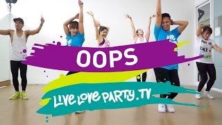 Oops by Little Mix | Live Love Party™ | Dance Fitness