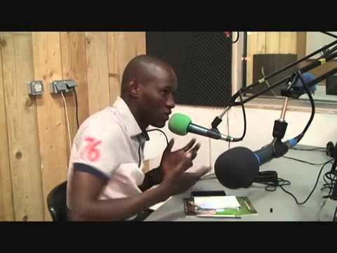 Babacar BA sur Radio Galere 88.4 FM à Marseille - Juin 2014