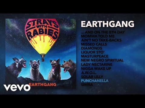 EARTHGANG - Punchanella (Audio)