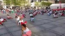Rassemblement de danse, Cholet 2015
