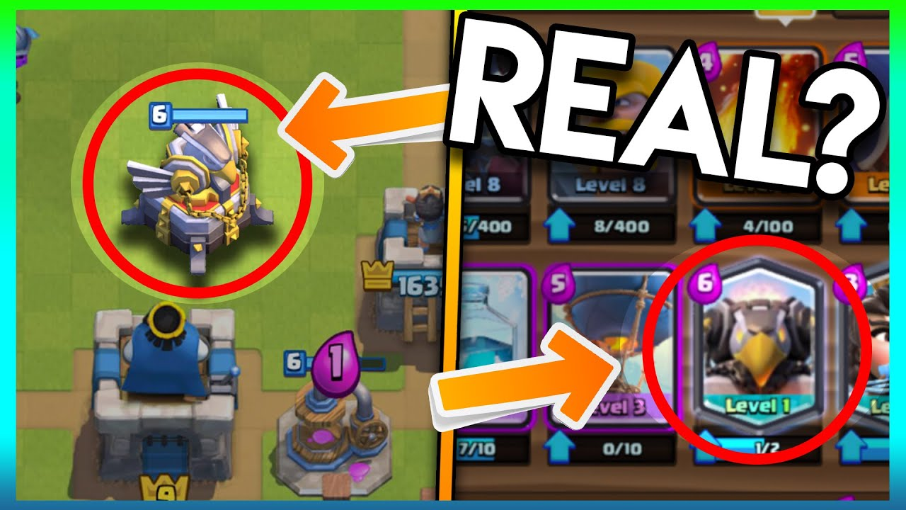 IS THIS UPDATE LEAK REAL?! - Clash Royale NEW POTENTIAL LEAK! Real or ...
