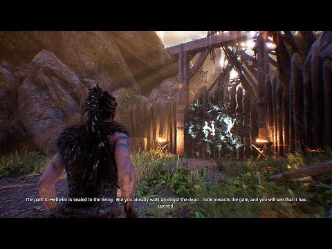 How to Unlock The Sealed Gate in Hellblade Senua's Sacrifice