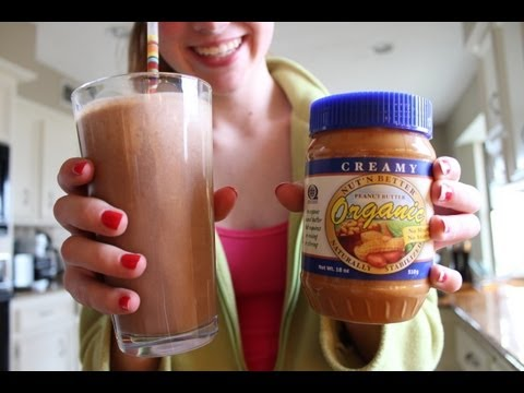 How To Make A Peanut Butter Smoothie
