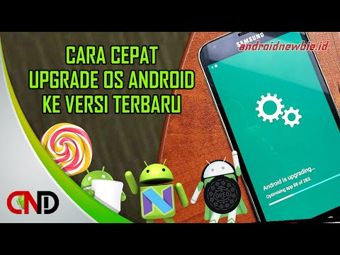 How to upgrade Android to the latest version without a PC