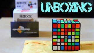 moyu cubic aofu gt 7x7 unboxing   speedcubeshop