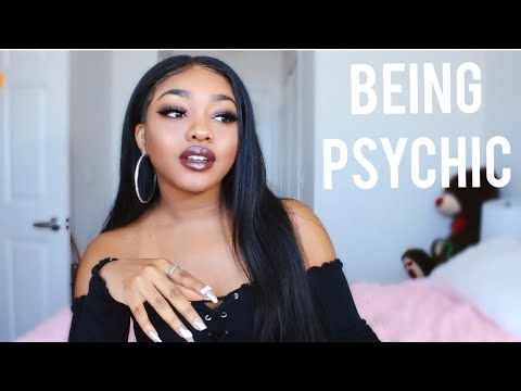 How To Become PSYCHIC 🌙 (How To Increase Your Intuition)