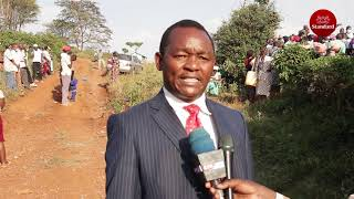 Relief for residents of Gaturi in Murang'a as gov\'t completes project meant to provide clean water