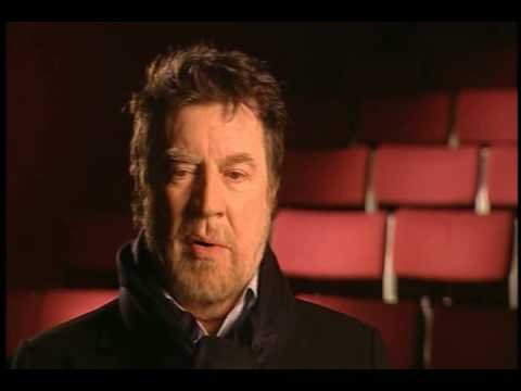 Alan Bates talks about IN CELEBRATION