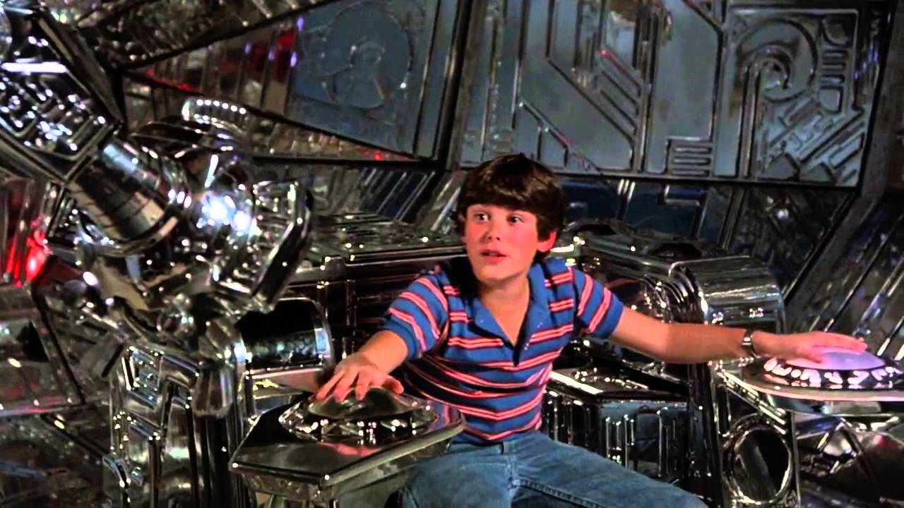 flight of the navigator ending a relationship