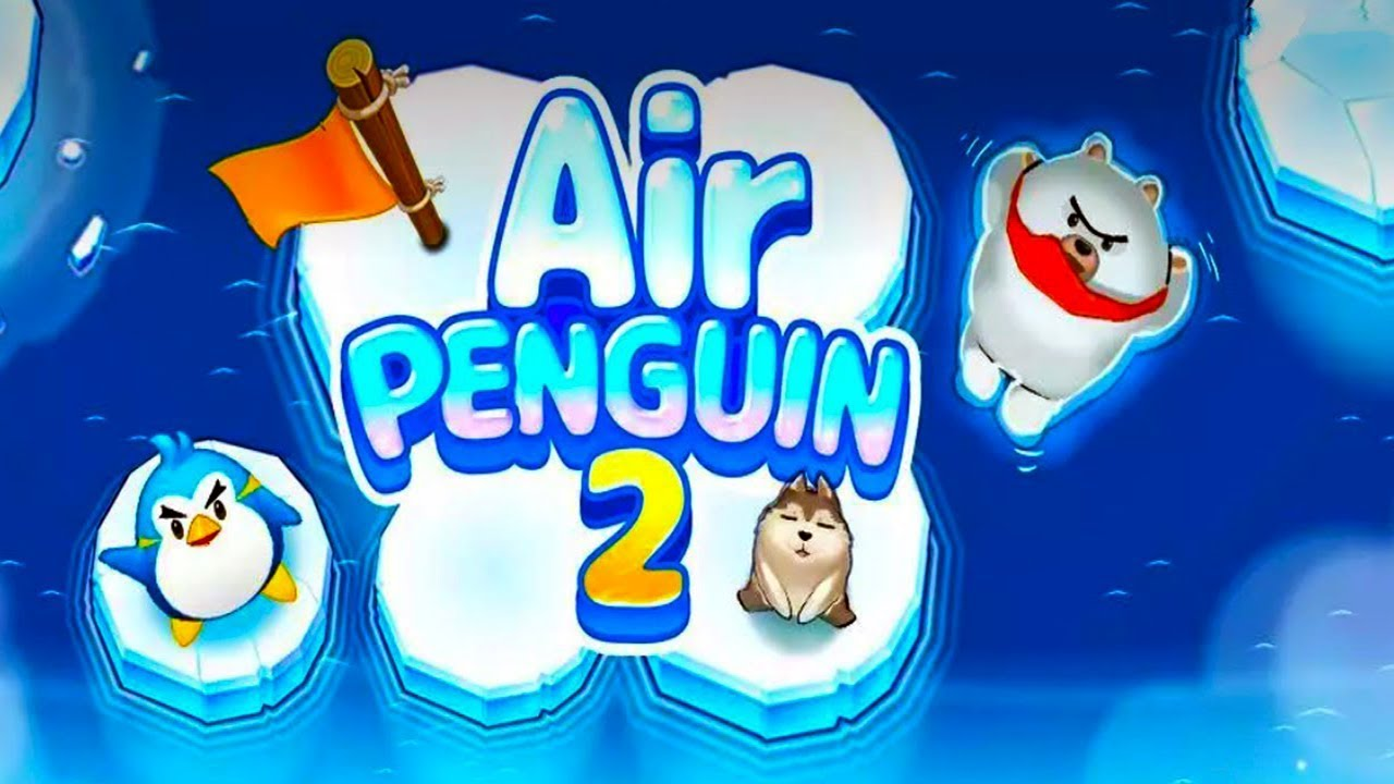 Trò chơi CHIM CÁNH CỤT PHIÊU LƯU vui nhộn – Air Penguin 2 Gameplay