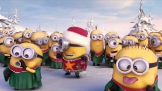 Minions - Jingle Bells - Canzone di natale 2014