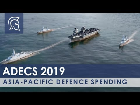 Money talks for Asia-Pacific defence industry