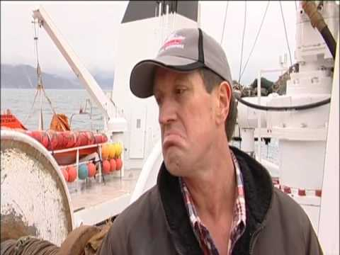 Working in New Zealand 31 - Deep Sea Fishing Special - JTJS4 Ep1