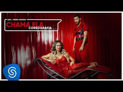 Lexa feat Pedro Sampaio - Chama Ela Coreografia