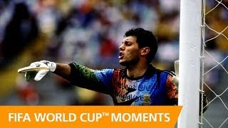 World Cup Moments: Sergio Goycochea