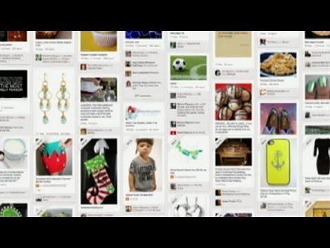 Pinterest, A Social Bookmarking Website, Skyrockets in Popularity