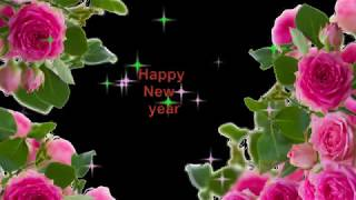 Beautiful Happy New Year 2018 Graphic For Facebook Status Whatsapp Dp's 3D Images Hd Wallpapers