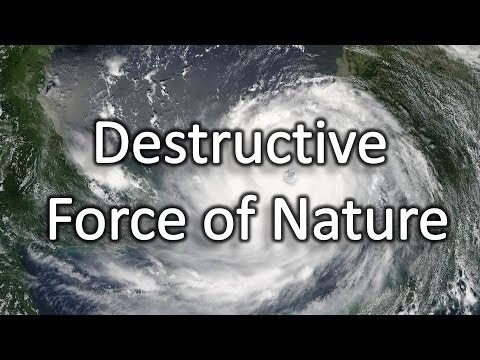 an account of the destructive nature of natural disaster Wind speeds can be difficult to measure during tornadoes due to their destructive nature they pose a significant threat to lives and infrastructure in many parts of canada and the us.