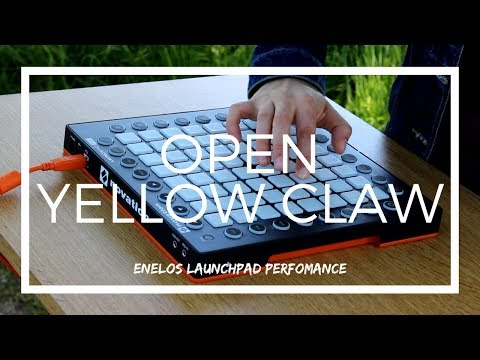 Open - Yellow Claw | CLIP Enelos PROJECT Launchpad