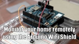 видео arduino wifi tutorial