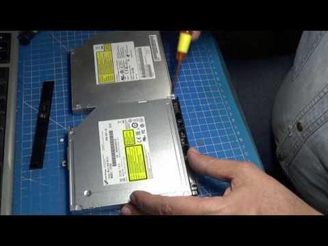 Как заменить CD/DVD-ROM в ноутбуке на SSD/HDD или новый привод