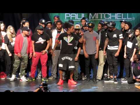 World Of Dance Toronto Krump Judge Showcase - Blueprint & Primal