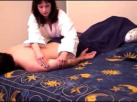 массаж для мужчины! он его не забудет никогда!