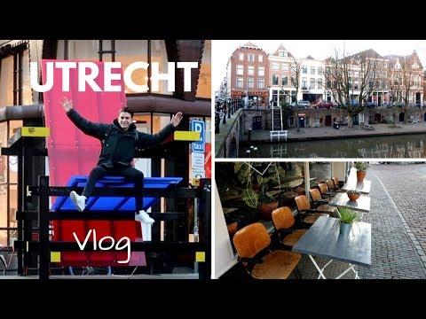 UTRECHT VLOG | UTRECHT, NETHERLANDS TRAVEL VLOG