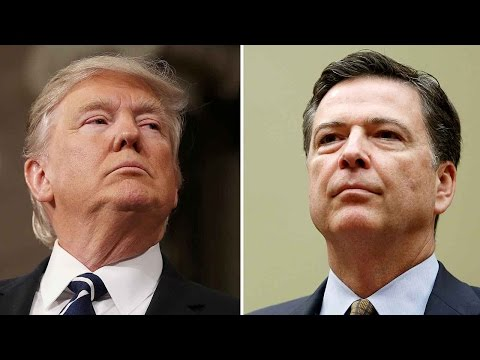 Fired FBI chief James Comey to testify publicly before lawmakers