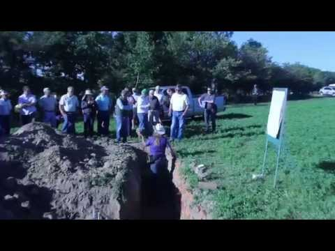Clinton County Smart Drainage Field Day