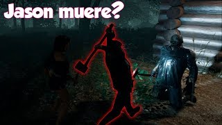 Friday the 13th: The Game | ¿Jason muere? | Gameplay Español