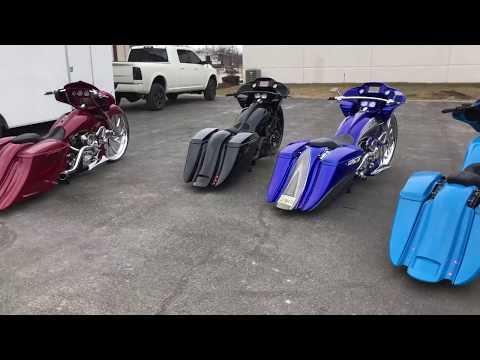VTX 1300R Bagger! | FunnyDog TV