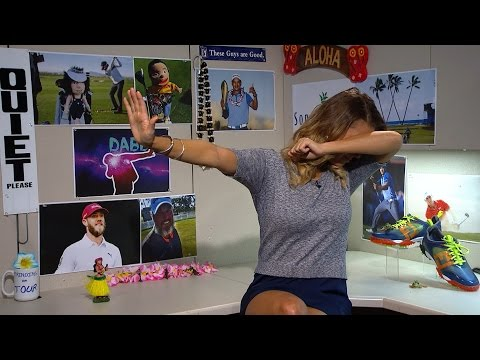 Trending on TOUR | Dabb on 'em, it's good to be Spieth & a hairy situation