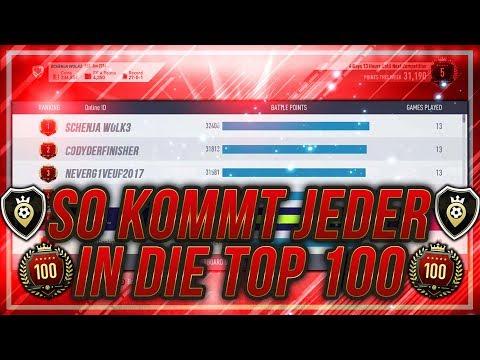 FIFA 18: SQUAD BATTLES BUG 😱 so EINFACH Kommst DU in Elite und in TOP 100 🔥FIFA 18: (deutsch)