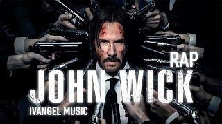 RAP DE JOHN WICK - IVANGEL MUSIC FT. HOLLYWOOD LEGEND