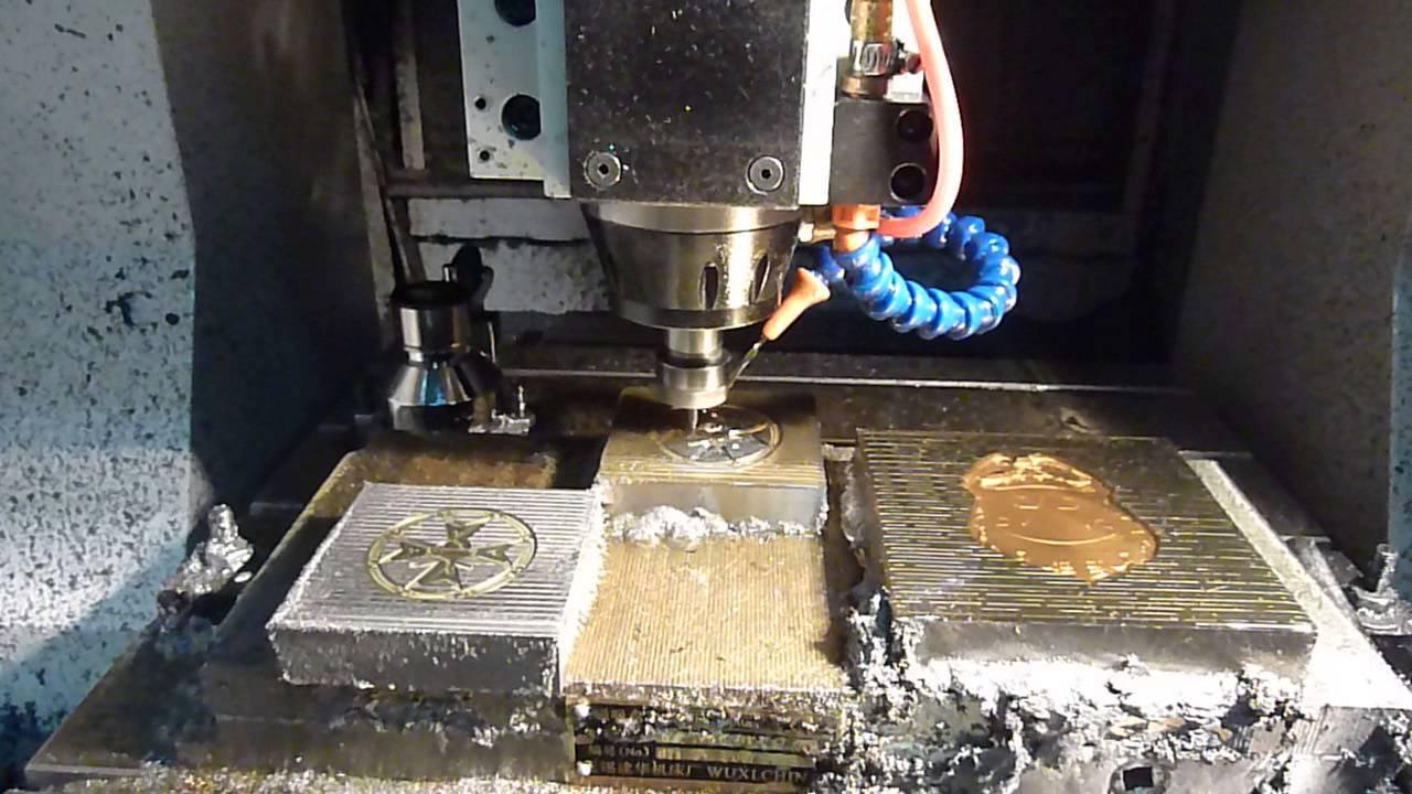 CNC Engraving