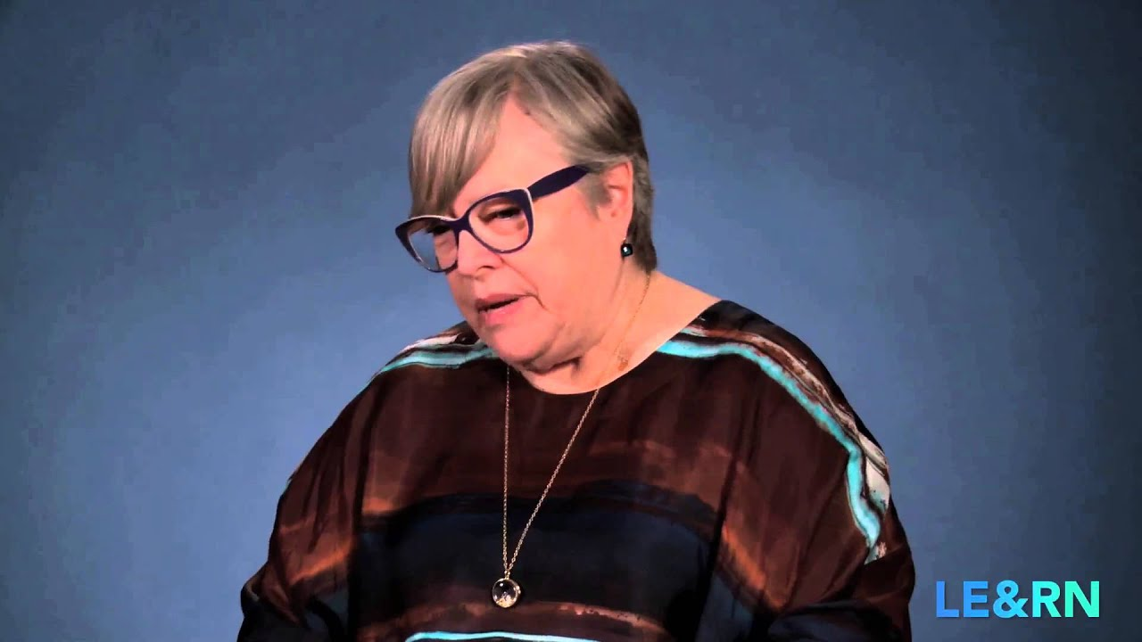 Kathy Bates - Why I Decided to Partner with LE&RN ...