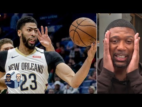 A three-team trade will be mandatory for Lakers to get Anthony Davis - Jalen Rose | Jalen & Jacoby