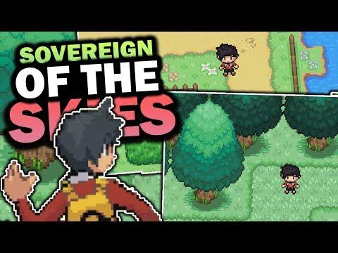 Pokémon Sovereign of the Skies - Pokemon Rom Hack Review/Showcase