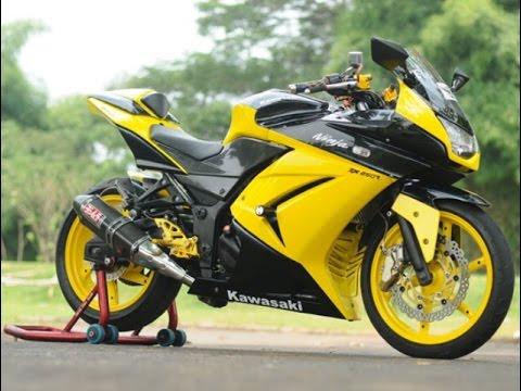 kumpulan modif ninja 250 cc