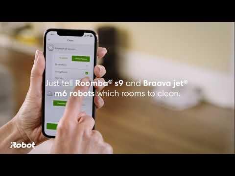 iRobot® Roomba® s9 and Braava jet® m6 | Imprint™ Link Technology