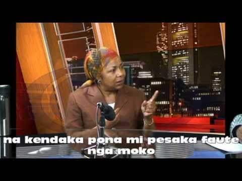 Doctor Ramona Tascoe's interview with papa John (PART 1)