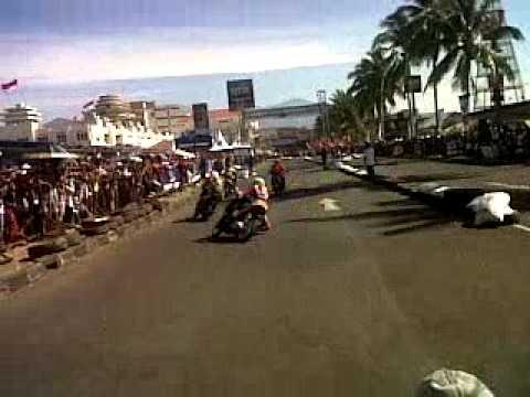 roadrace u mild megamas manado 24082013