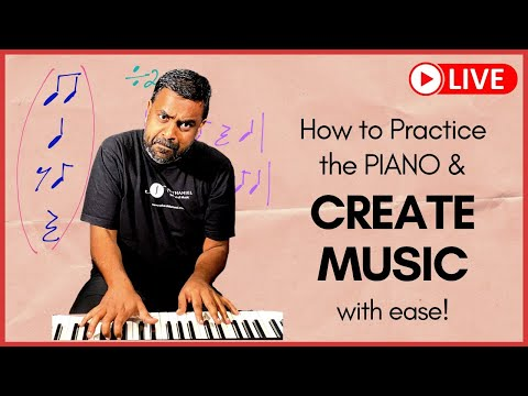 How to compose EPIC music using just ONE CHORD - LIVE Piano Lesson