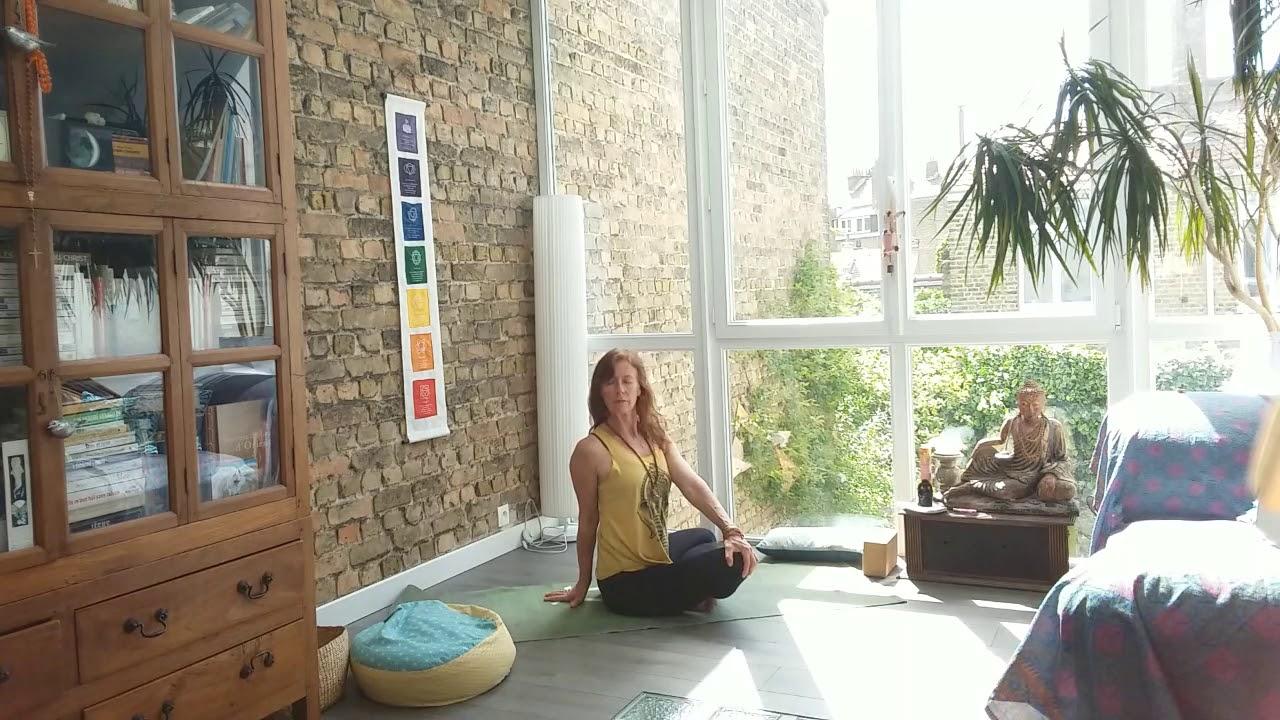 Séance de Yoga traditionnel
